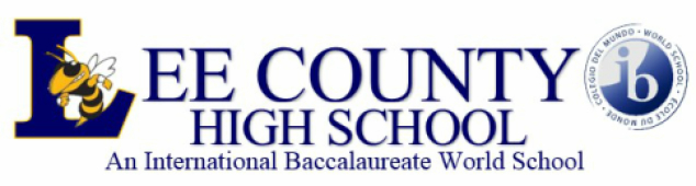 Lee County High School: An International Baccalaureate World School